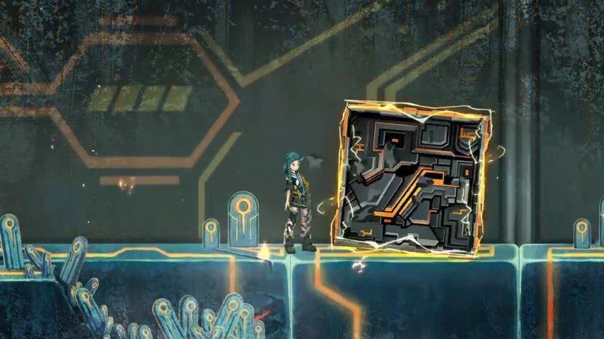 Giga Wrecker By Game Freak - #GTUSA 4