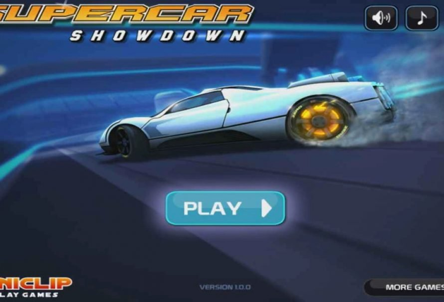 Supercar Showdown – Free To Play Mobile Game