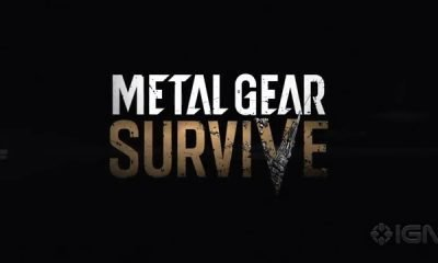 Metal Gear Survive - #GTUSA 1