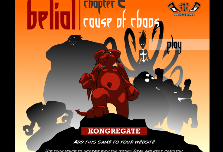 Belial Chapter 2 – Free To Play Mobile Game