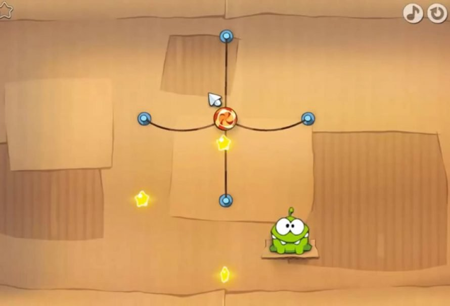 Cut the Rope – Free To Play Mobile Game