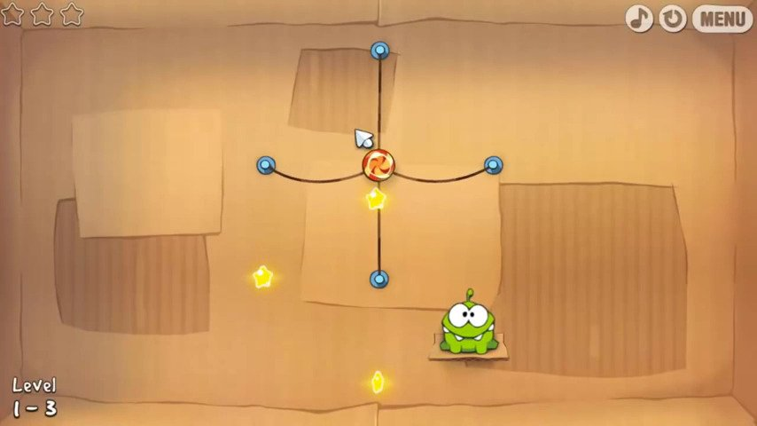 Cut the Rope - #GTUSA 1