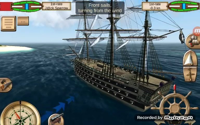 The Pirate: Caribbean Hunt - #GTUSA 1