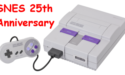 SNES 25th Anniversay - #GTUSA 1