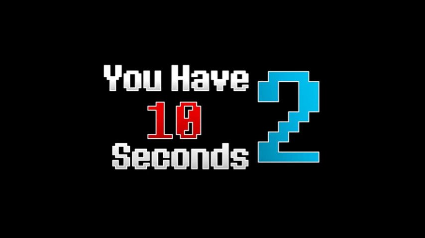 You Have 10 Seconds 2 - #GTUSA 3