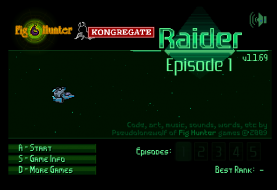 Raider: Episode 1 - Free To Play Browser Game