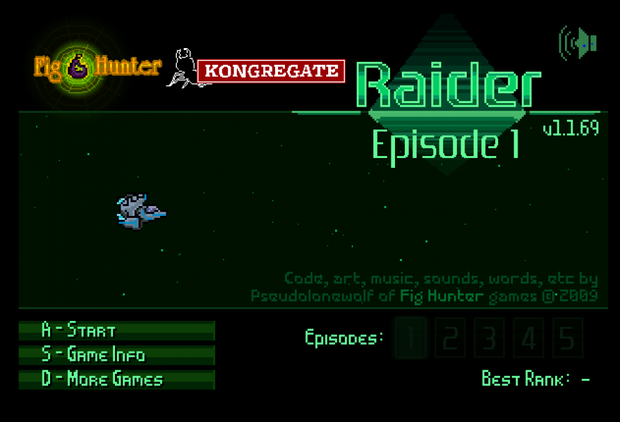 Raider: Episode 1 – Free To Play Browser Game