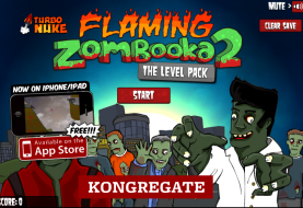 Flaming Zombooka 2 Level pack - Free To Play Browser Game