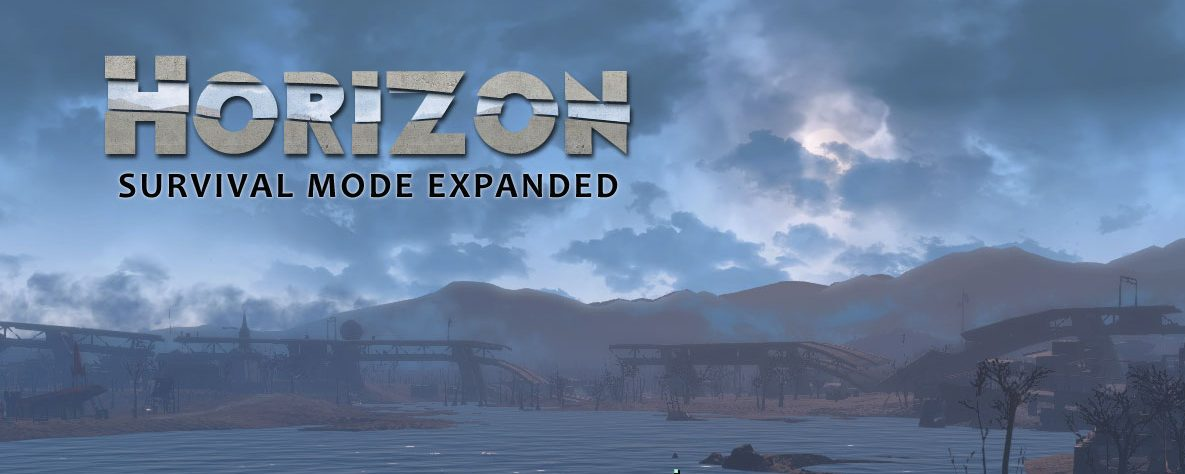 "Fallout 4 Mod Insight: ""Horizon – Survival Mode Expanded"""