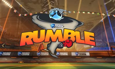 Rocket league ps4 xbox360 rumble battle mode rocket league