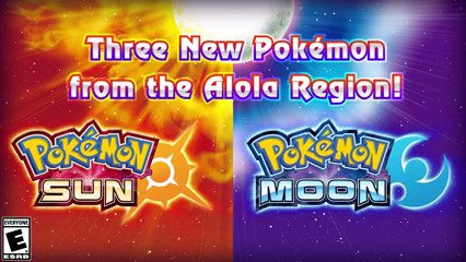 Pokémon Sun and Moon - #GTUSA 1