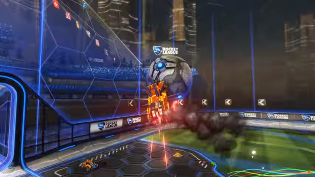 Battle mode will be another win for cross-platform giant Rocket League.