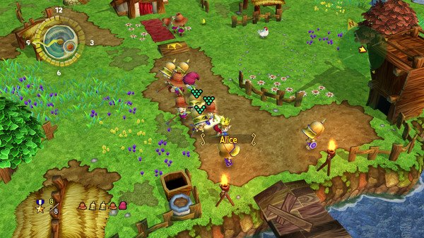Little King's Story gamplay image 5