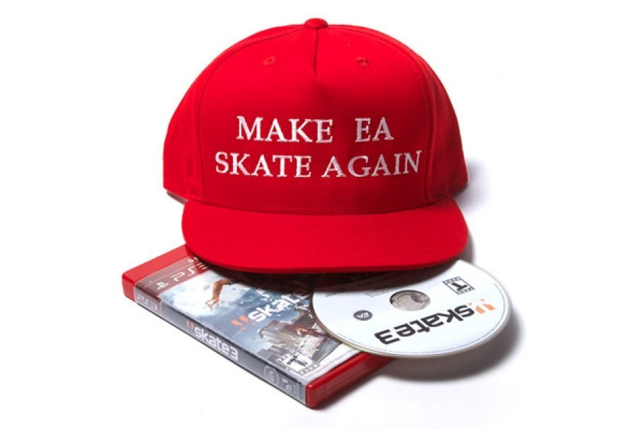 New Campaign Pushing to Make EA Skate Again