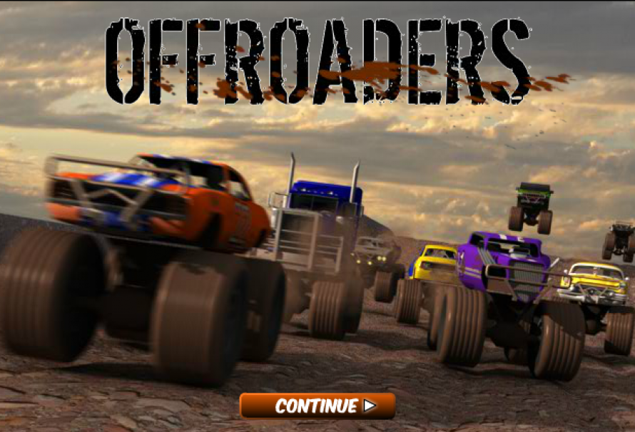 Offroaders – Free To Play Browser Game