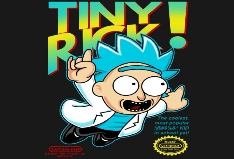 Crazy Cool Video Game T-shirts From TEEPUBLIC