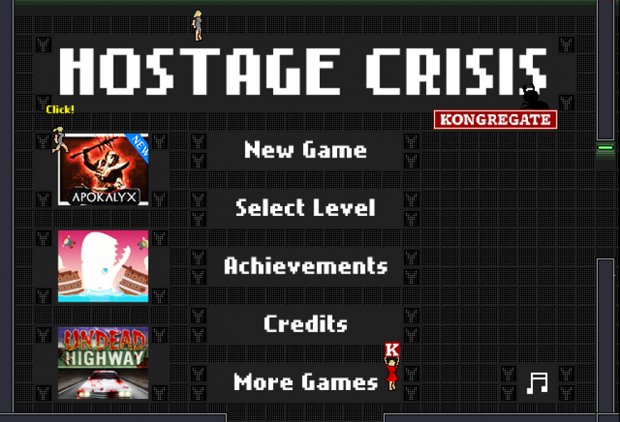 Hostage Crisis – Free To Play Browser Game