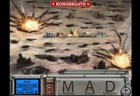MAD: Mutually Assured Destruction - Free To Play Browser Game
