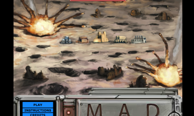 MAD: Mutually Assured Destruction - #GTUSA 1
