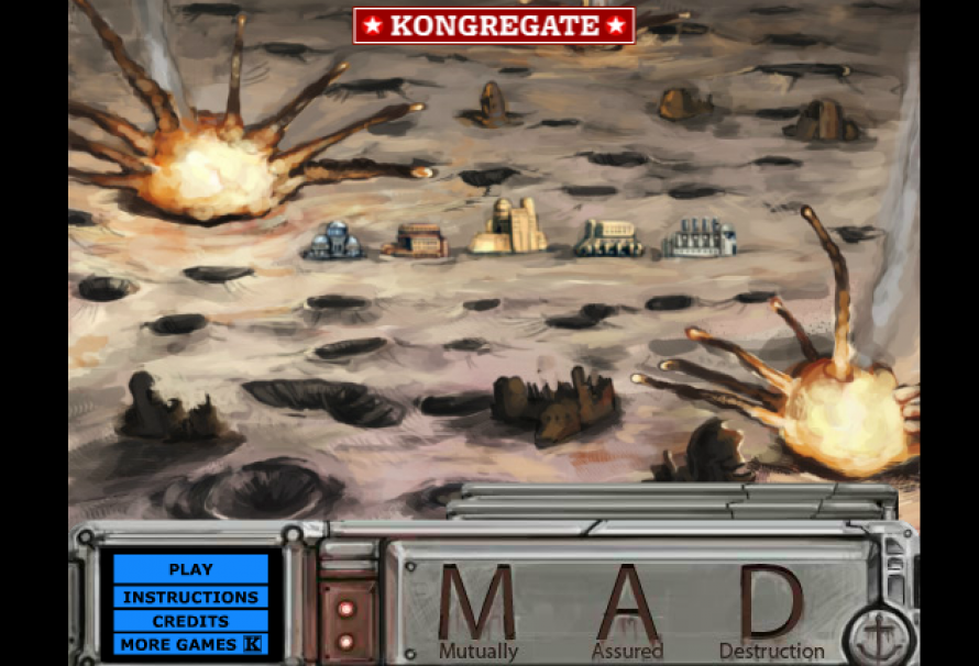 MAD: Mutually Assured Destruction – Free To Play Browser Game
