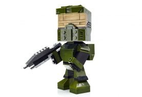 Megabloks Master Chief Kubros Out Now
