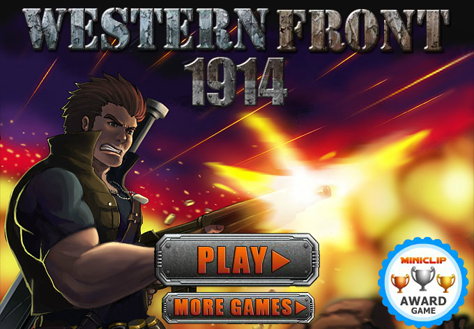 Western Front 1914 - #GTUSA 1