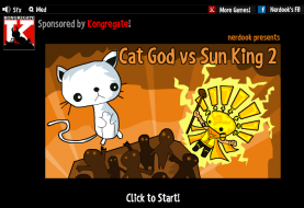 Cat God vs Sun King 2 - Free To Play Browser Game
