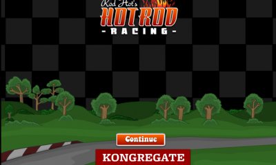Rod Hots Hot Rod Racing - #GTUSA 1