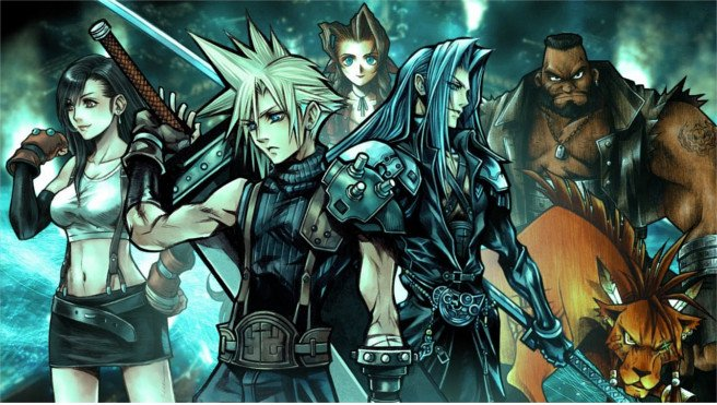 Final Fantasy VII 19th Anv - #GTUSA 1