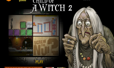 Child of a Witch 2 - #GTUSA 1