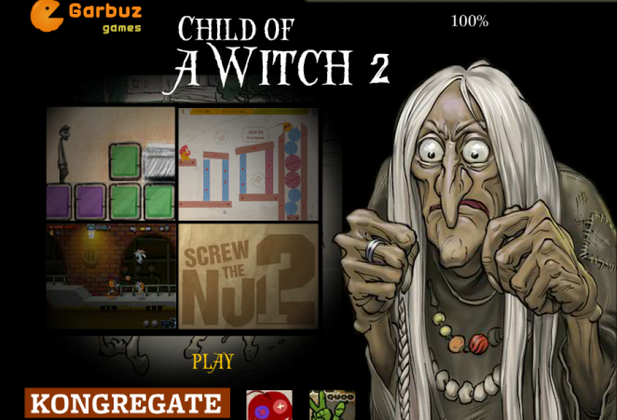 Child of a Witch 2 – Free To Play Browser Game