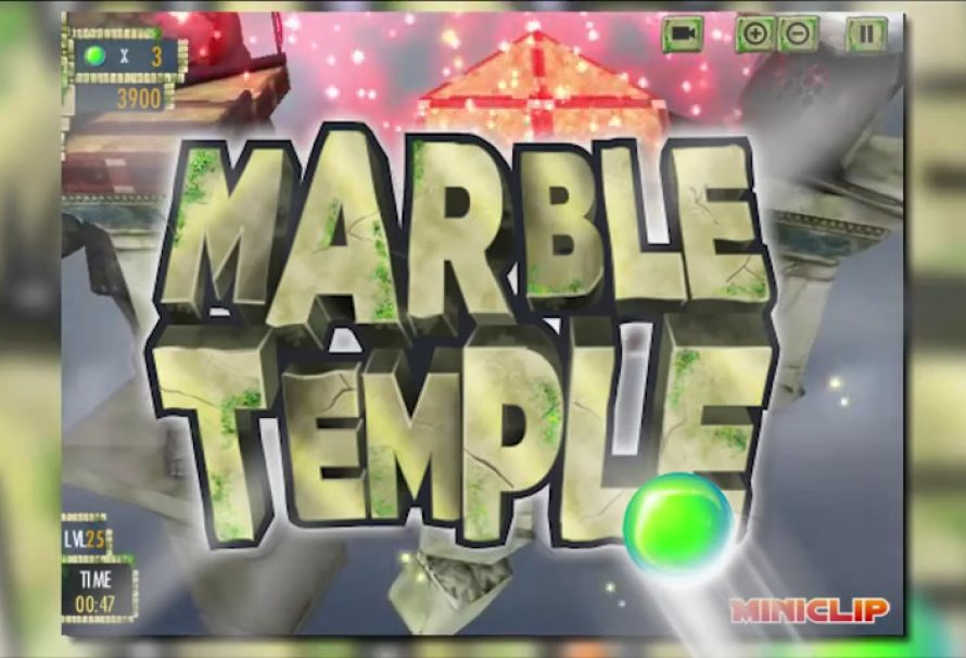 Marble Temple – Free To Play Mobile Game