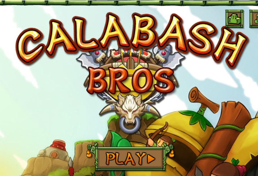 Calabash Bros – Free To Play Mobile Game