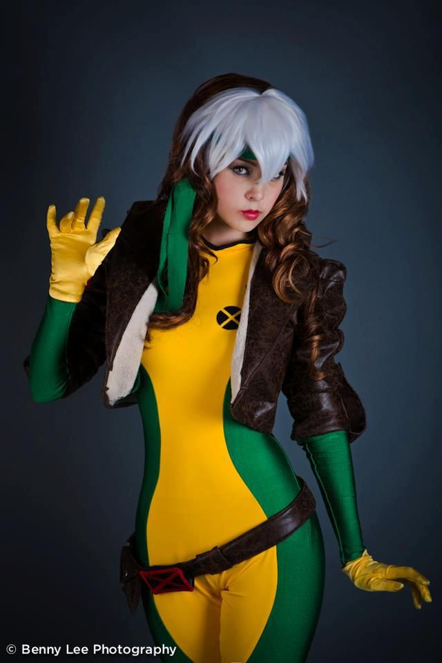 Uncanny X-men Rogue Cosplay - #GTUSA 3
