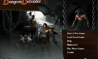 Dungeon Defender - #GTUSA 1