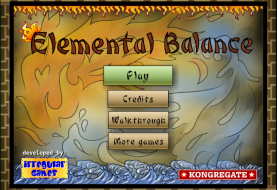 Elemental Balance - Free To Play Browser Game