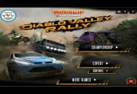 Diablo Valley Rally - Free To Play Mobile Game