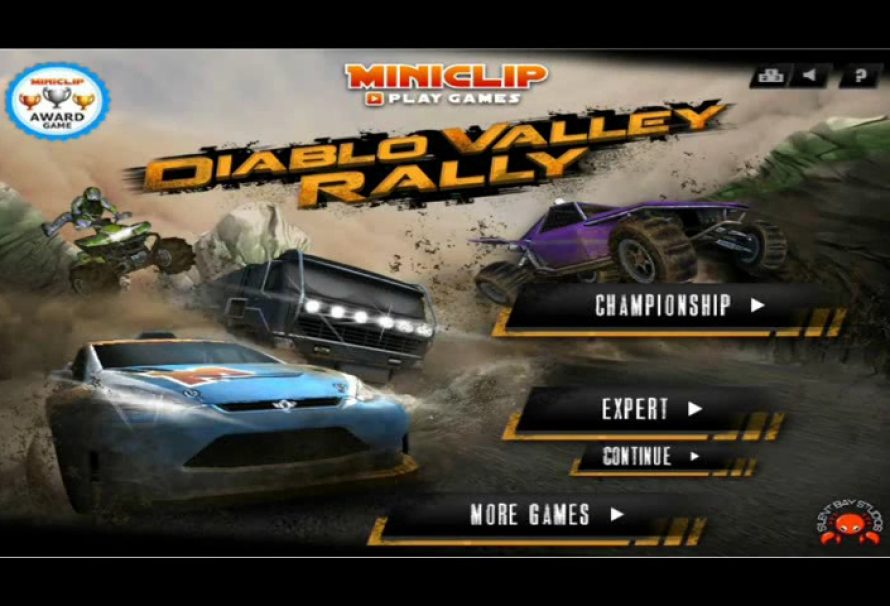Diablo Valley Rally – Free To Play Mobile Game