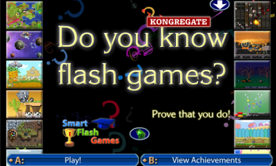 Do You Know Flash Games? - #GTUSA 1