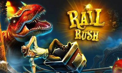 Rail Rush Worlds - #GTUSA 1