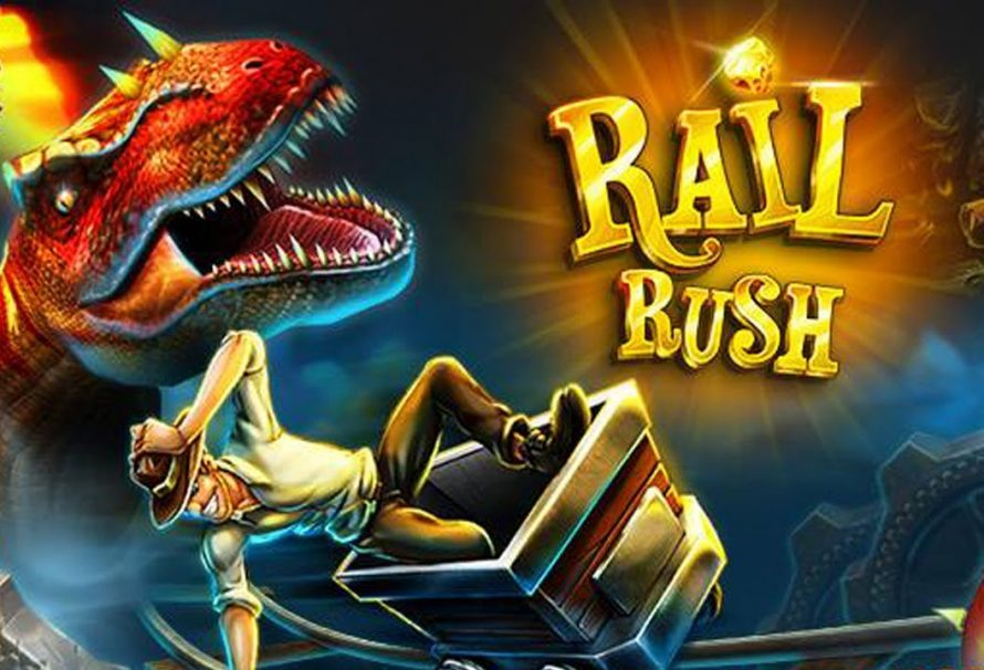 Rail Rush Worlds – Free to Play Mobile Game
