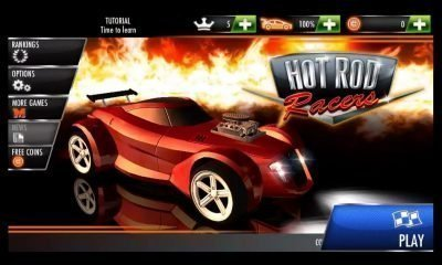 Hot Rod Racers - #GTUSA 1