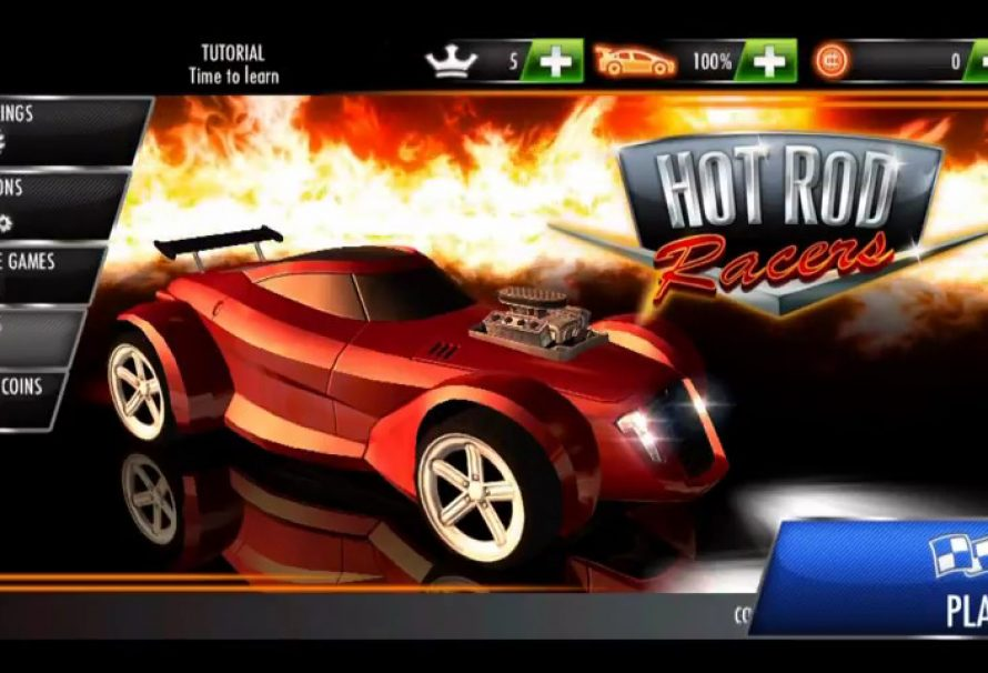Hot Rod Racers – Free To Play Mobile Game