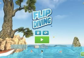 Flip Diving - Free To Play Mobile Game