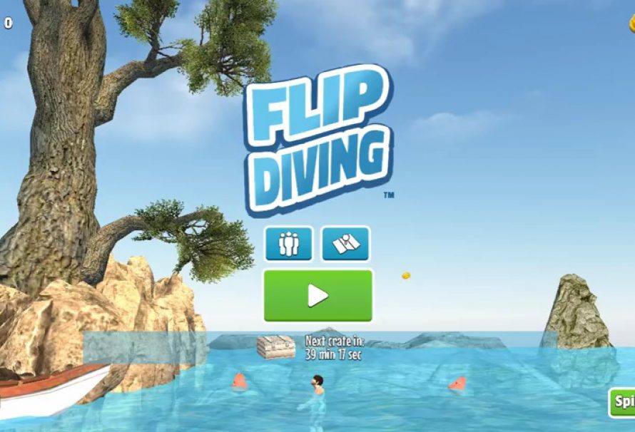 Flip Diving – Free To Play Mobile Game