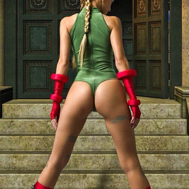 Cammy Cosplay - #GTUSA 3
