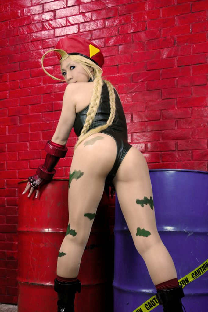 Cammy Cosplay - #GTUSA 6