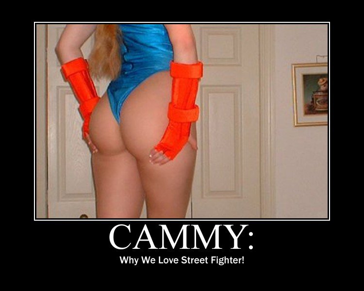 Cammy Cosplay - #GTUSA 12