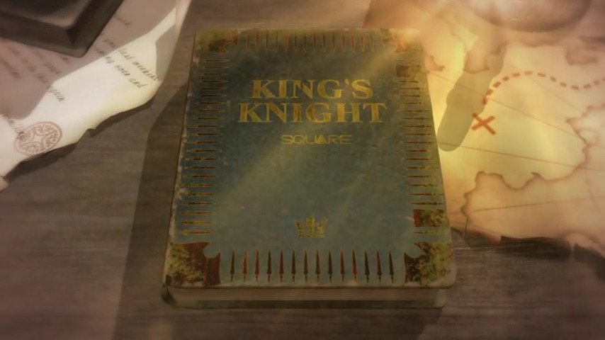 King's Knight: Wrath of the Dark Dragon - #GTUSA 2