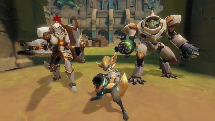 how to get free skin from paladins steam
